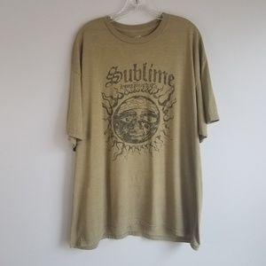 Sublime XL graphic t shirt
